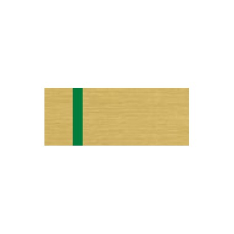 Heavy Metal LZ 9408-016 - Brushed Gold Gloss/Green (1,6 mm)